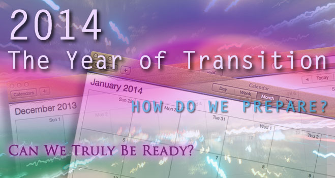 2014 The Year of Transition