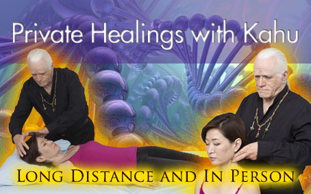 Private Healings